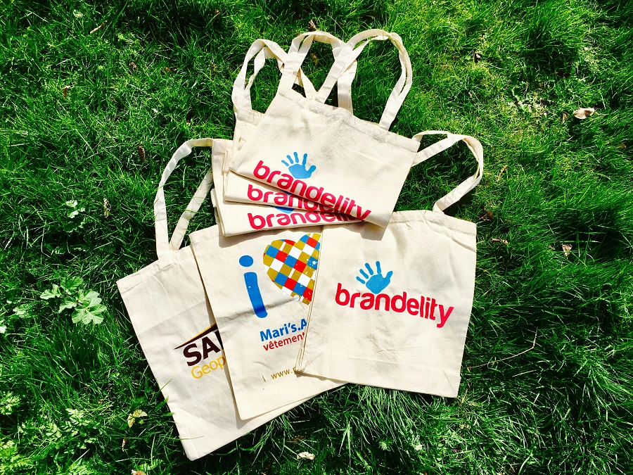 Branded Cotton Tote Bags