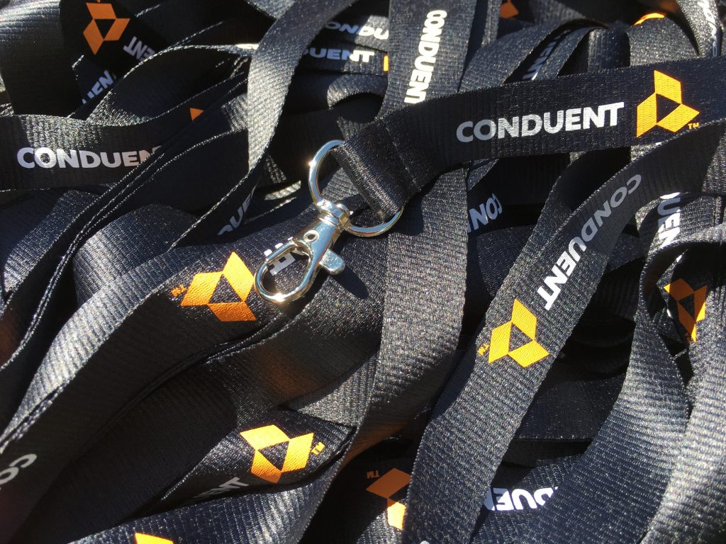 Company Branded Lanyards