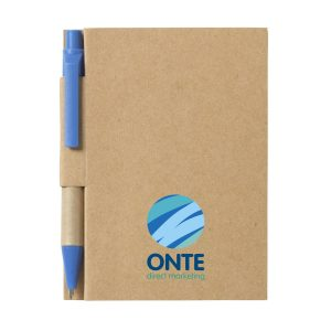 branded eco notebook
