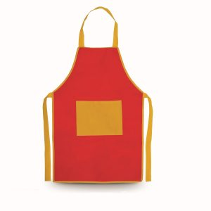 kids apron printed
