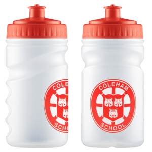 mini sports bottle branded