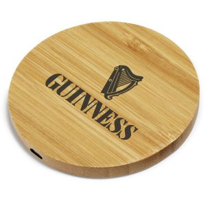 Promotional Wireless Wooden Phone Charging Mat