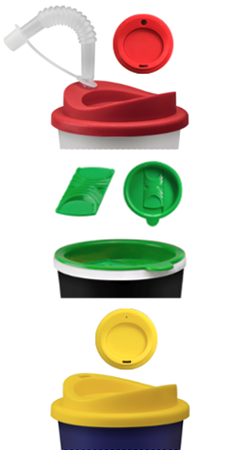 cup lid options