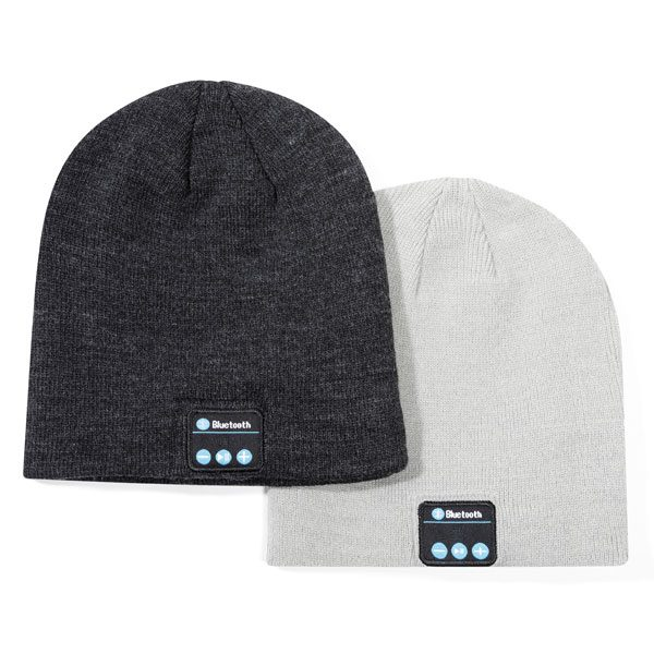 Embroidered Bluetooth Hats