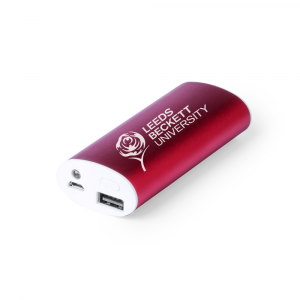 printed power bank, printed charge bank
