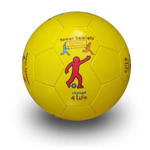 Promotional Sports Merchandise: Size 5 ball