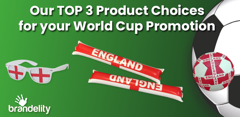 World Cup Promotional Items
