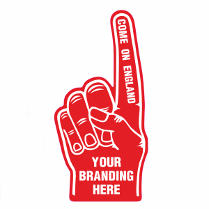 promotional foam finger