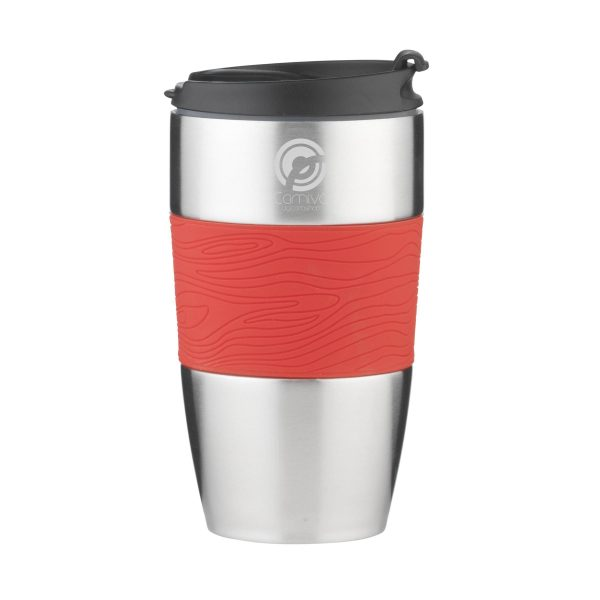 stainless steel flask branded