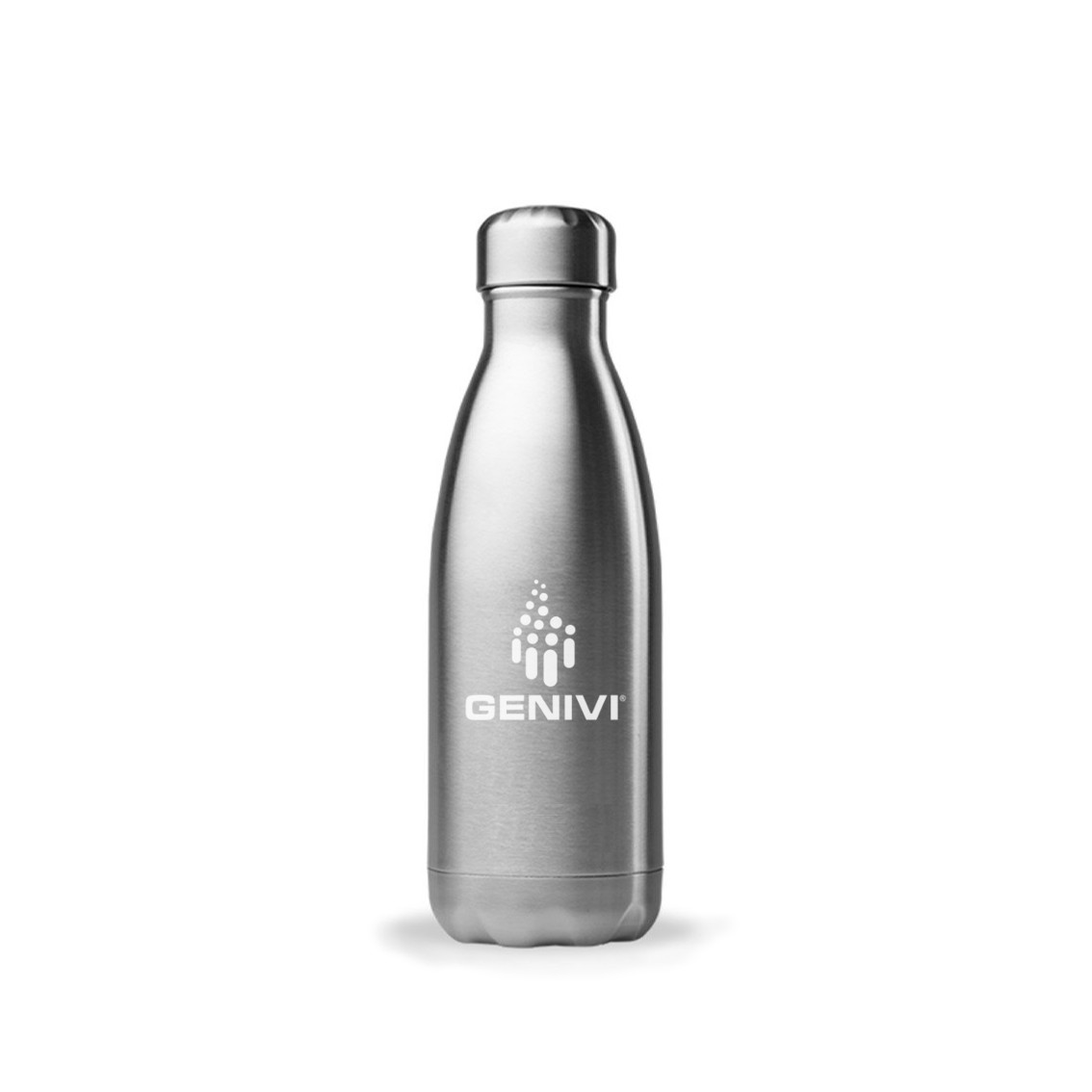 small lucca metal drinks bottles 350ml