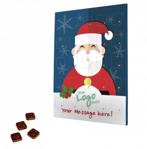 branded chocolate advent calendars