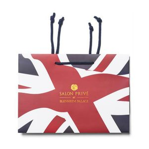 promotional laminated paper bag
