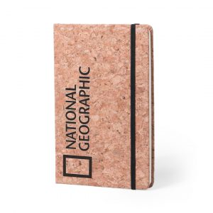 Eco-Friendly branded notebook