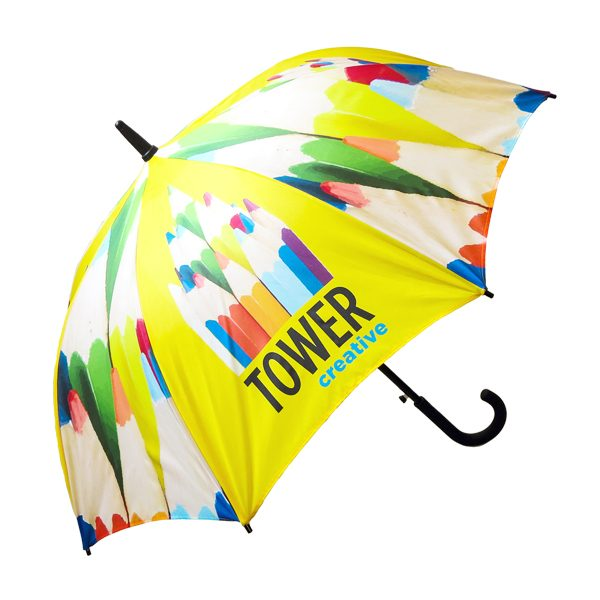 Executive promotional umbrella