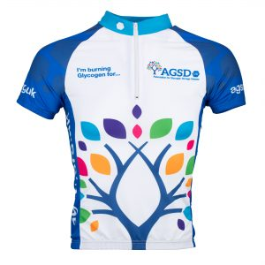 promotional cycling jersey with zip