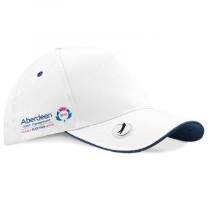 Promotional Golf Cap With Printed Logo