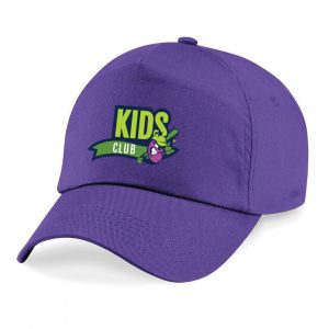 Promotional Kids Cap with logo