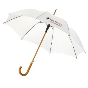 value branded umbrella