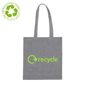 Eco-friendly recycled Branded Cotton Tote Bag