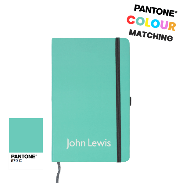 Pantone Colour Matched Notepad