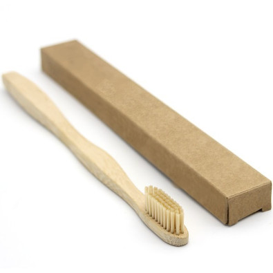 Branded Bamboo Toothbrush