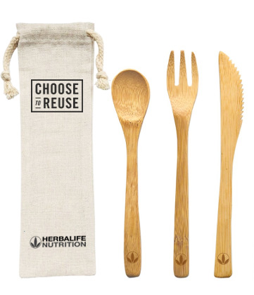 eco travel cutlery