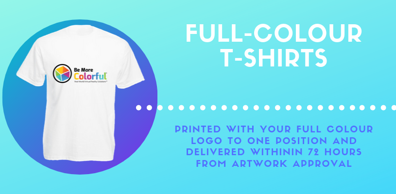 Fast Promotional Products T-Shirts