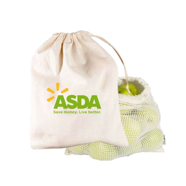 Eco-friendly Branded Produce Bag