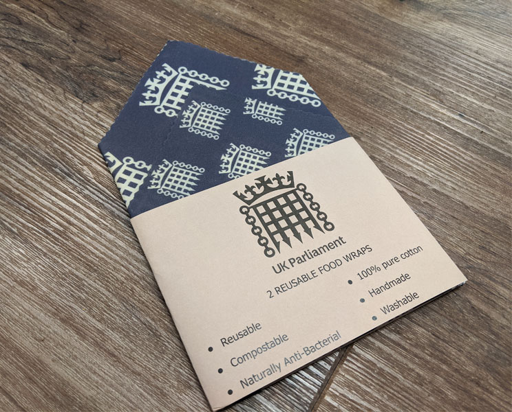parliament shop beeswax wraps
