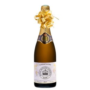 branded champagne christmas merchandise