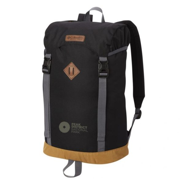 corporate branded columbia backpack