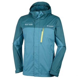 columbia jacket corporate branded