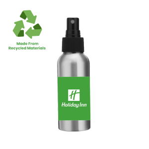 eco hand sanitiser branded