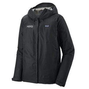 branded patagonia torrent shell jacket