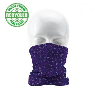 Eco-friendly Branded Face Covering