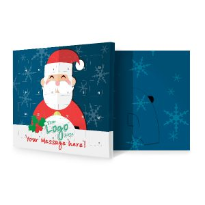 Branded Christmas Confectionery advent calendar