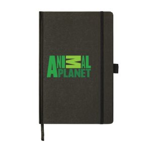 black krafty company Branded Notebook