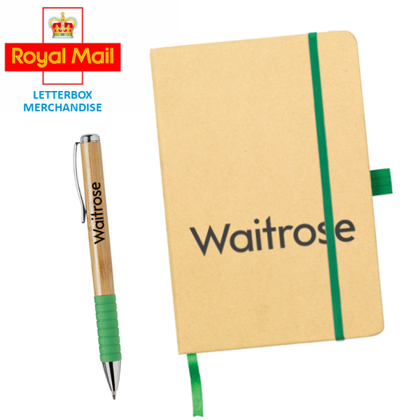 Branded Eco Stationery Corporate Letterbox Merchandise