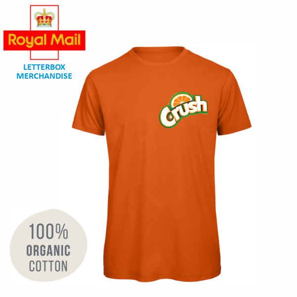 Organic Cotton T-Shirt Corporate Letterbox Gift