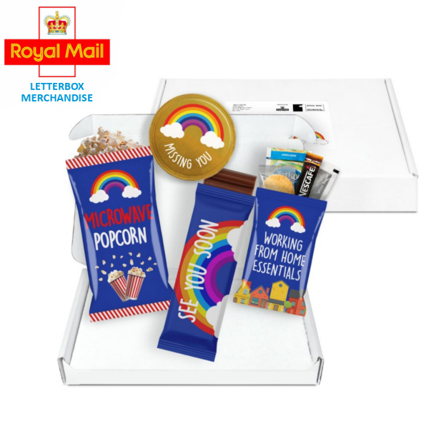 Branded Confectionery Letterbox Gift Idea